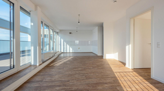 Exklusives Penthouse am Alsterplatz